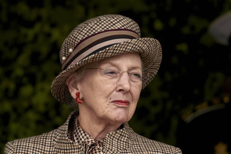 Königin Margrethe musste sich einer Laserbehandlung unterziehen.  ©imago/Claus Bonnerup