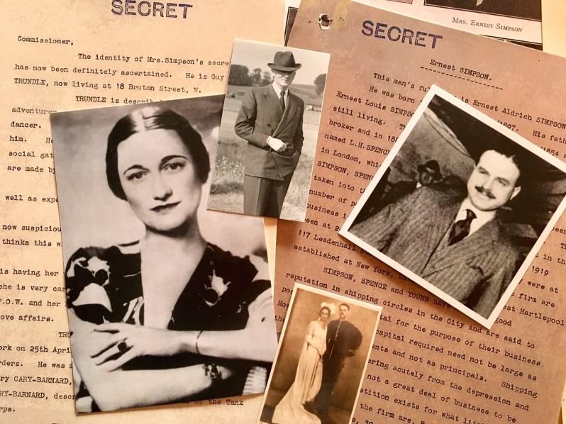 Für die Liebe verzichtete König Edward VIII. auf ein ganzes Weltreich. Doch neue Dokumente belegen: Er wollte zurück auf den Thron, mithilfe der Nazis. Seine Frau Wallis Simpson spielte dabei eine unrühmliche Rolle.  ©ZDF/Andrea Oster