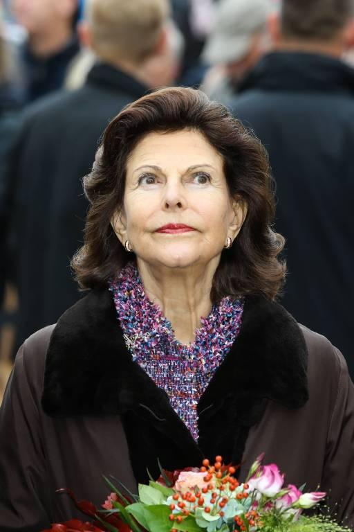 """""""Man ist nach außen glücklich, aber weint innerlich"""", sagte Königin Silvia über den Umgang mit der Krankheit ihrer Mutter Alice Sommerlath.  ©imago"""