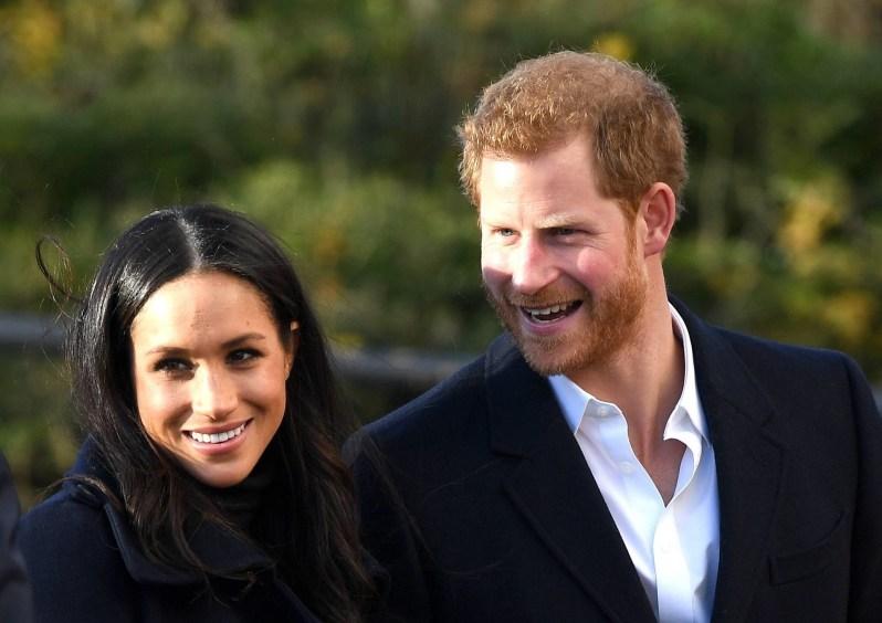 """Am 19. Mai 2018 gaben sich Prinz Harry und US-Schauspielerin Meghan Markle das Ja-Wort. """"ZDF-History"""" erinnert an die großen königlichen Hochzeiten. ©ZDF/imago/PA Images"""