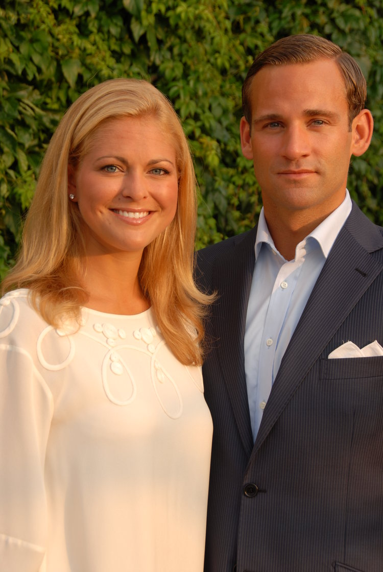 Prinzessin Madeleine und Jonas Bergström geht heute getrennte Wege.  Foto: The Royal Court