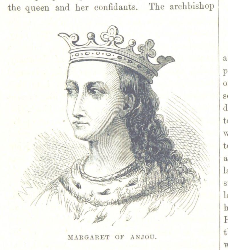 Die Französin Margarete von Anjou heiratete Henry VI., um die Allianz ihrer beiden Häuser zu sichern.  ©Gemeinfrei