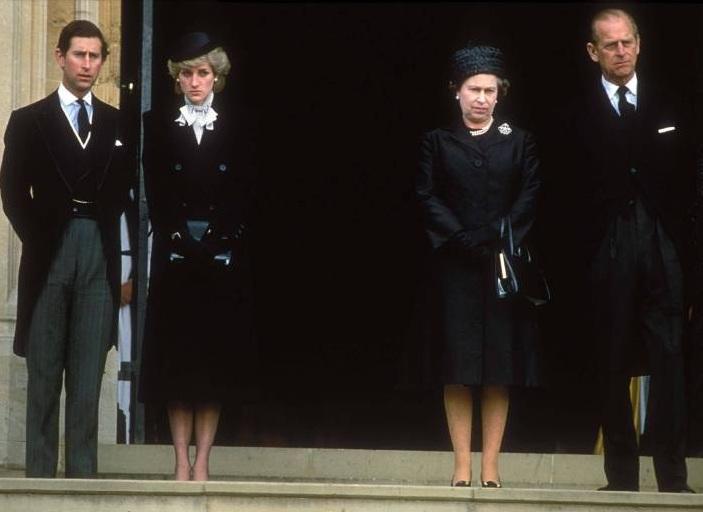 Prinz Charles heiratet die junge Lady Diana Spencer. Sehr rasch wandelt sich das Märchen zu einer erbitterten Rivalität zweier Frauen: Königin gegen Prinzessin.  ©imago images / ZUMA Press