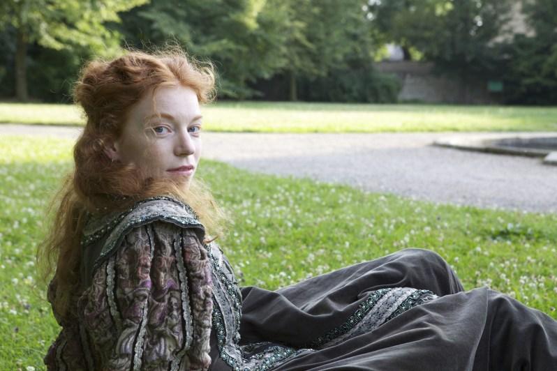 Hunger nach Bildung: Sie war die bestausgebildete Frau ihrer Zeit. Marleen Lohse als Elisabeth I. in der Reihe