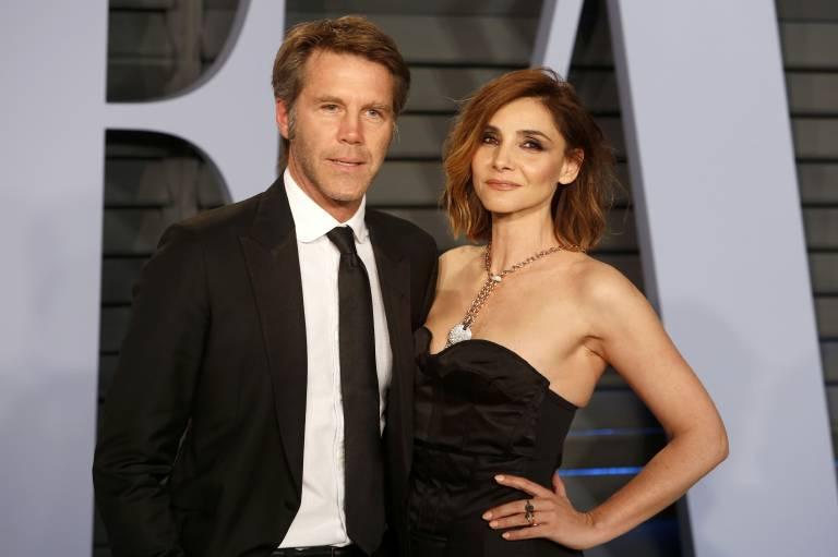 Emanuele Filiberto di Savoia ist seit 2003 mit der französischen Schauspielerin Clotilde Courau verheiratet.  ©imago images / Future Image