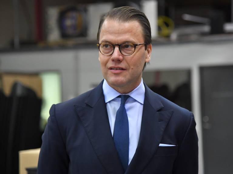 Prinz Daniel könnte keiner Fliege etwas zuleide tun. Doch das sahen einige Schweden anders und hegten einen grauenvollen Verdacht.  © imago images / E-PRESS PHOTO.com