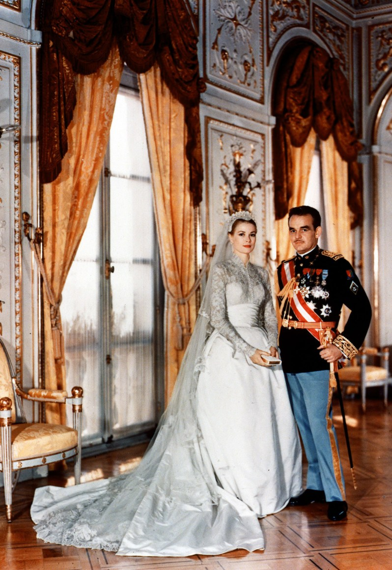 Grace Kelly - sie brachte Glamour und Farbe nach Monaco und machte das kleine Land so zum attraktiven Ziel für die Reichen und Schönen dieser Welt. Aus einem unbedeutenden Zwergstaat wurde ein angesehenes Fürstentum.  ©ZDF/dpa