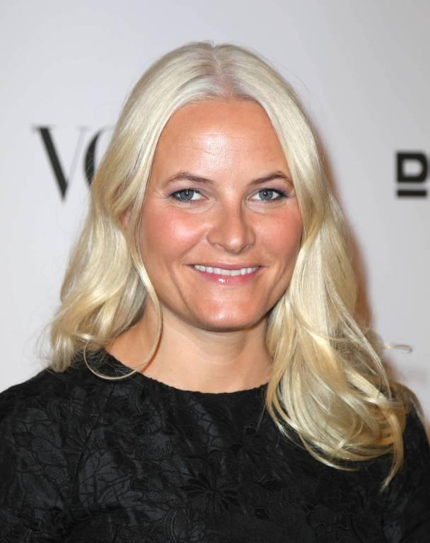 Mette-Marit ist Mutter von drei Kindern. Aus einer früheren Beziehung stammt ihr ältester Sohn Marius Borg Høiby.  © imago images / ZUMA Press