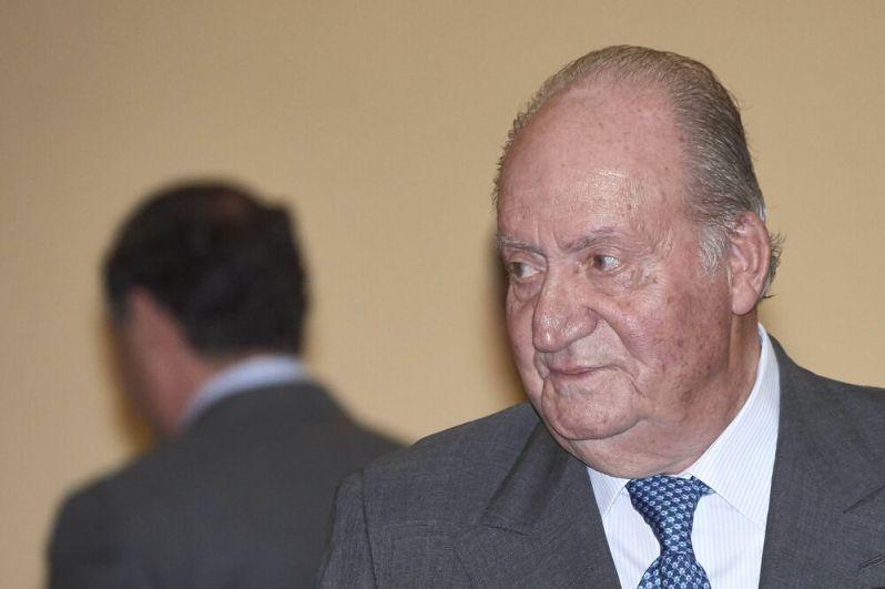 Juan Carlos von Spanien wurde am Samstag am Herzen operiert.  © imago images / PPE