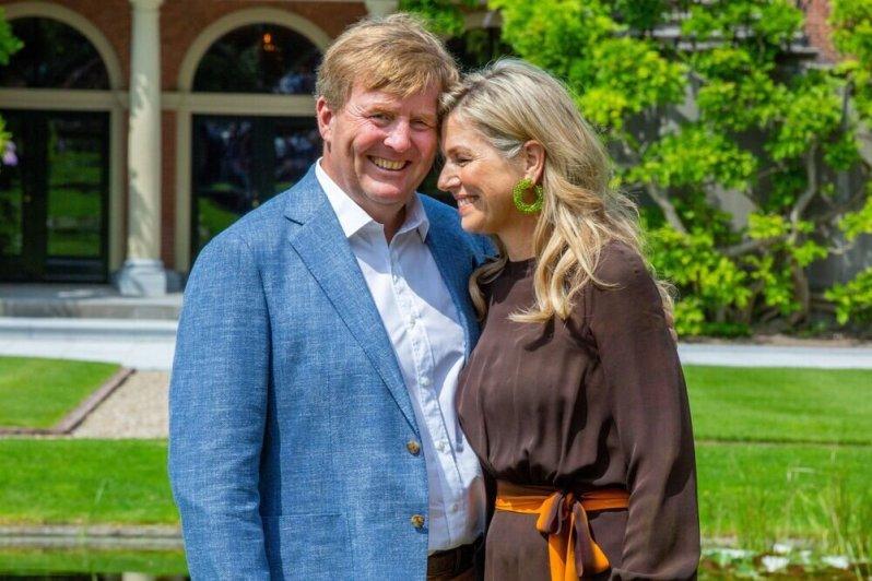 Seit 2002 sind König Willem-Alexander und Königin Maxima verheiratet. Es ist eine Ehe ohne Skandale.  © imago images / Hollandse Hoogte