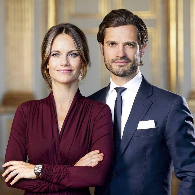 Prinzessin Sofia und Prinz Carl Philip werden selbst auch immer wieder mit Hassattacken im Internet konfrontiert und hoffe nun auf ein Umdenken.  © Linda Broström/Kungl. Hovstaterna