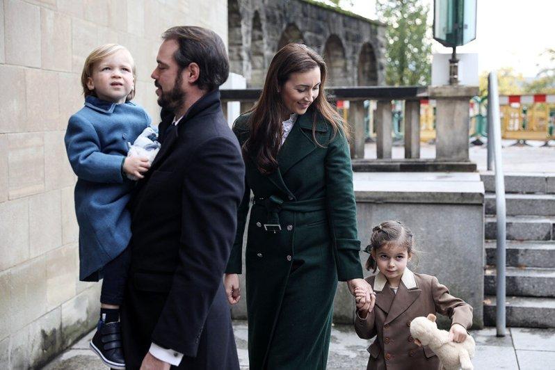 Prinzessin Amalia könnte eines Tages auf Luxemburgs Thron landen, wenn ihr Onkel keine Kinder bekommt. © Cour grand-ducale / Sophie Margue