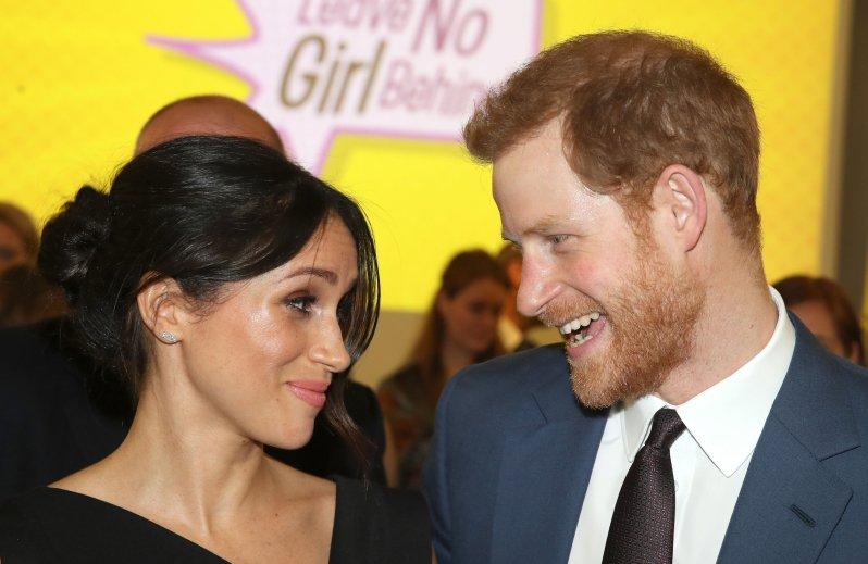 Herzogin Meghan und Prinz Harry veröffentlichten regelmäßig Fotos und Zitate auf ihrem Instagram-Account. © picture alliance / empic