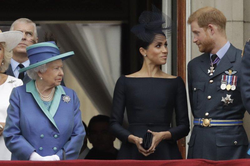 """Queen Elizabeth hat sich zum """"Megxit"""" geäußert.  picture alliance / AP Images"""