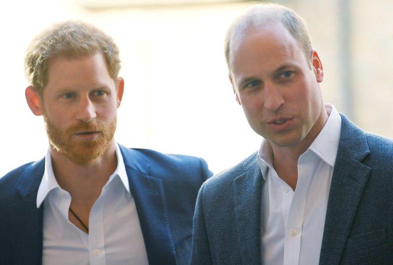 Über angebliche Brüder und Schwestern von Prinz Harry und Prinz William wird immer wieder spekuliert. Jüngst meldete sich ein Australier zu Wort und behauptete der geheime Sohn von Herzogin Camilla und Prinz Charles zu sein.  © picture alliance / Photoshot