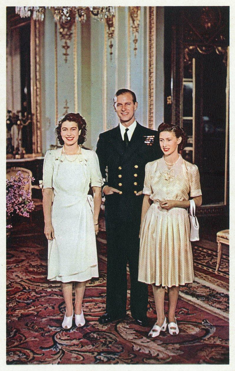 Queen Elizabeth Verlobung