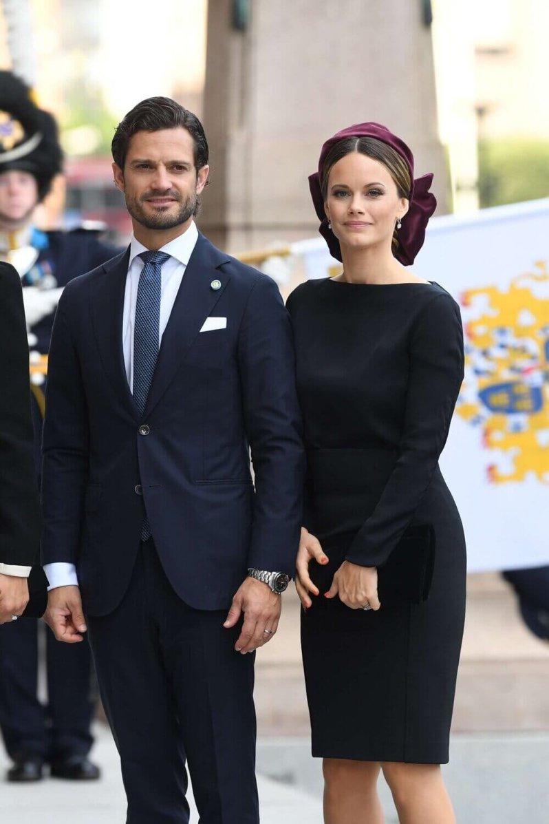 Prinz Carl Philip wurde in einen dreisten Betrugsfall verwickelt. Auch seine Frau Prinzessin Sofia wurde schon zum Opfer. © picture alliance/TT NEWS AGENCY