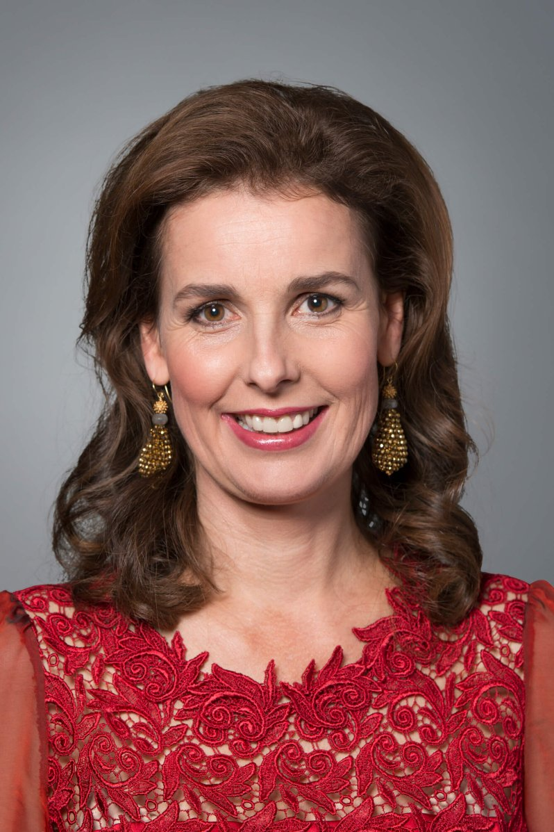 Prinzessin Anita ist mit einem Cousin von König Willem-Alexander verheiratet. © RVD - Jeroen van der Meyde