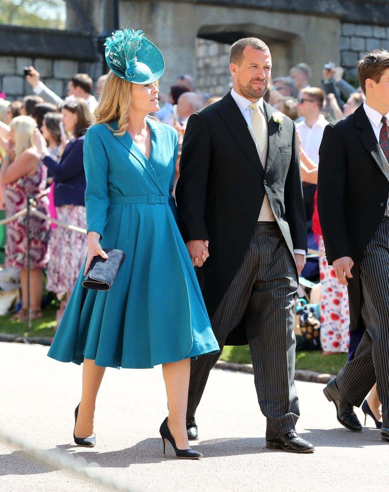 Peter Phillips und seine Ehefrau Autumn haben sich nach 12 Jahren getrennt.  © picture alliance / Photoshot