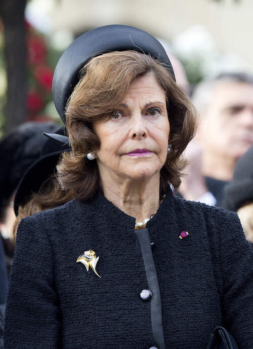 Eine gute Freundin von Königin Silvia ist gestorben.  © picture alliance/DPR