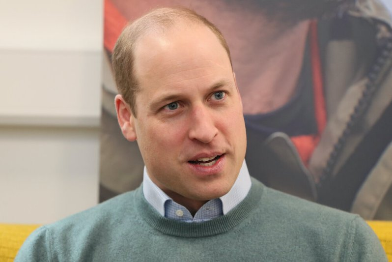 Prinz William zeigte in Irland eine bisher unbekannte Fähigkeit: Er kann jonglieren.  © picture alliance / empics