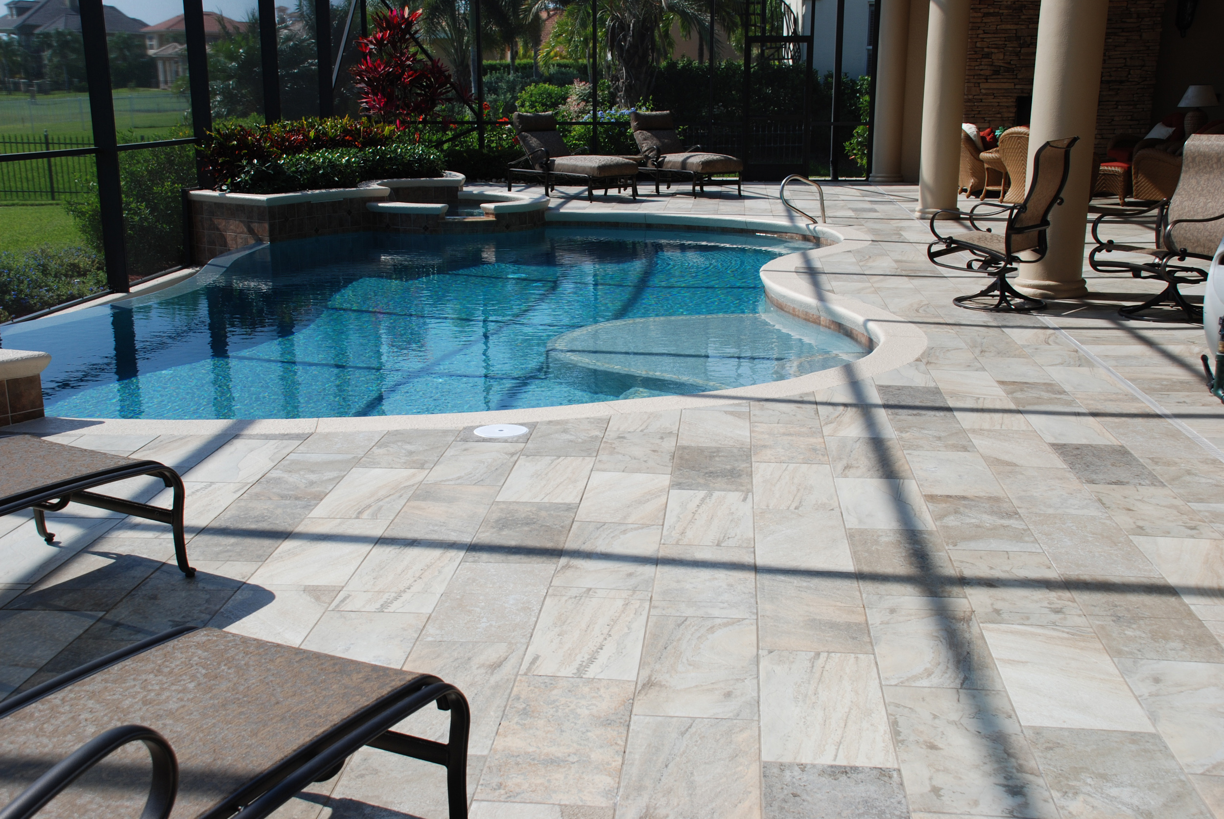 outdoor tile studio tile stone