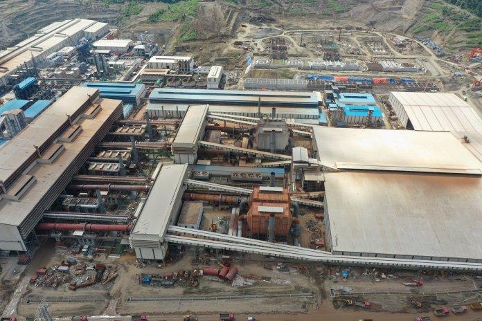 Nickel Mines Limited