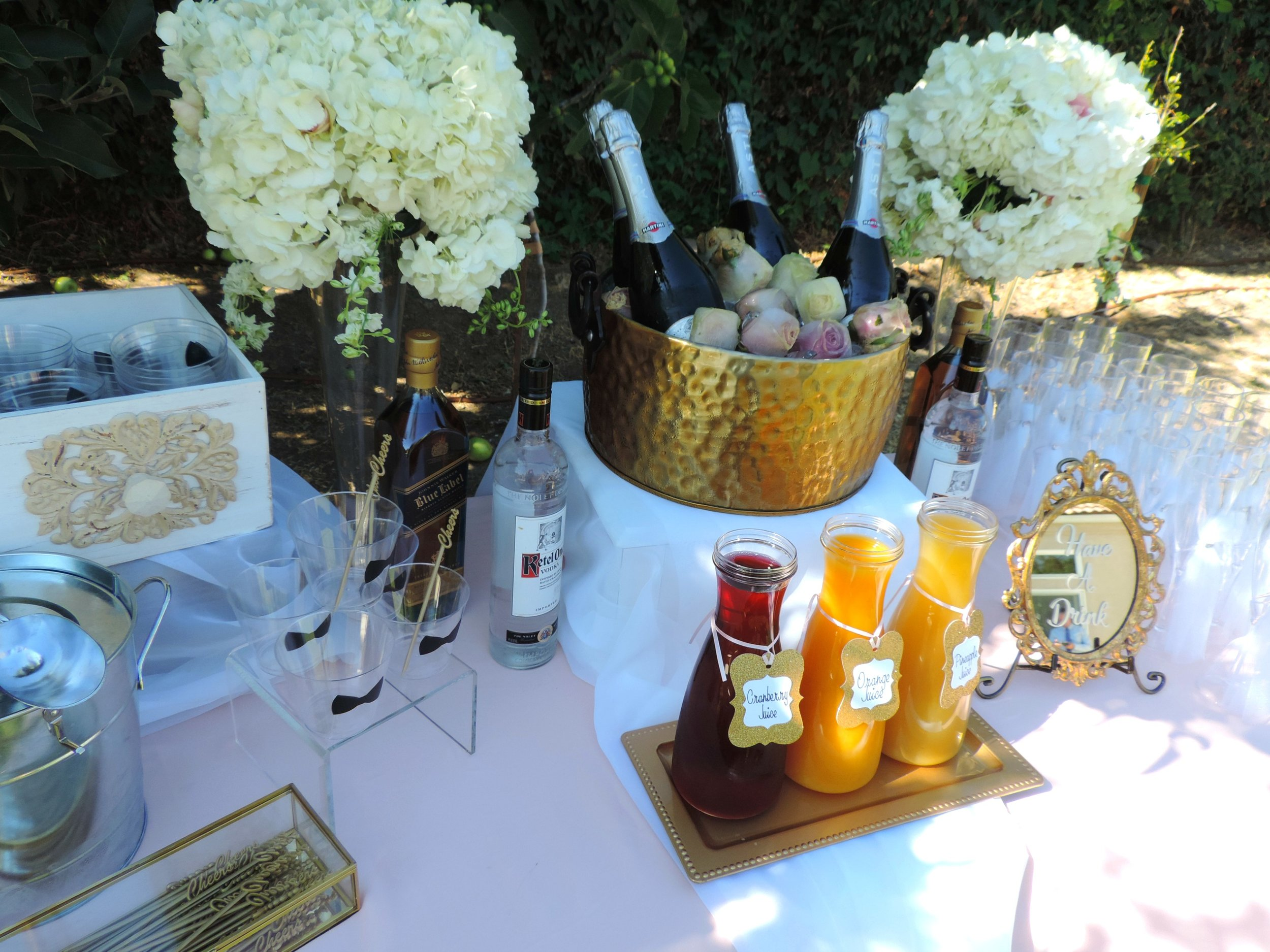 party style and party decor