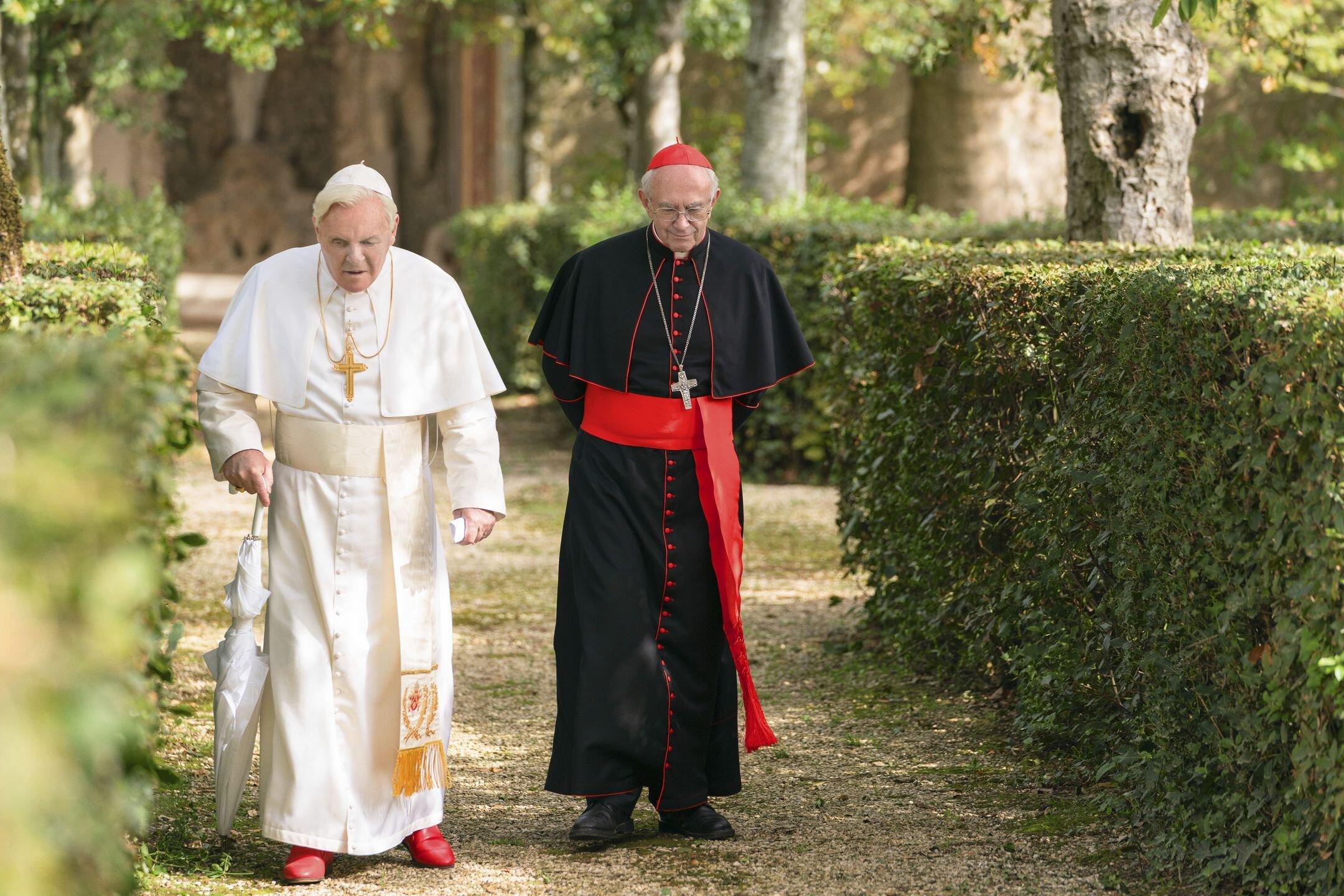 Resultado de imagen para the two popes