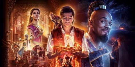 Aladdin wordt één van de grootste film van 2019 aan de Box Office België