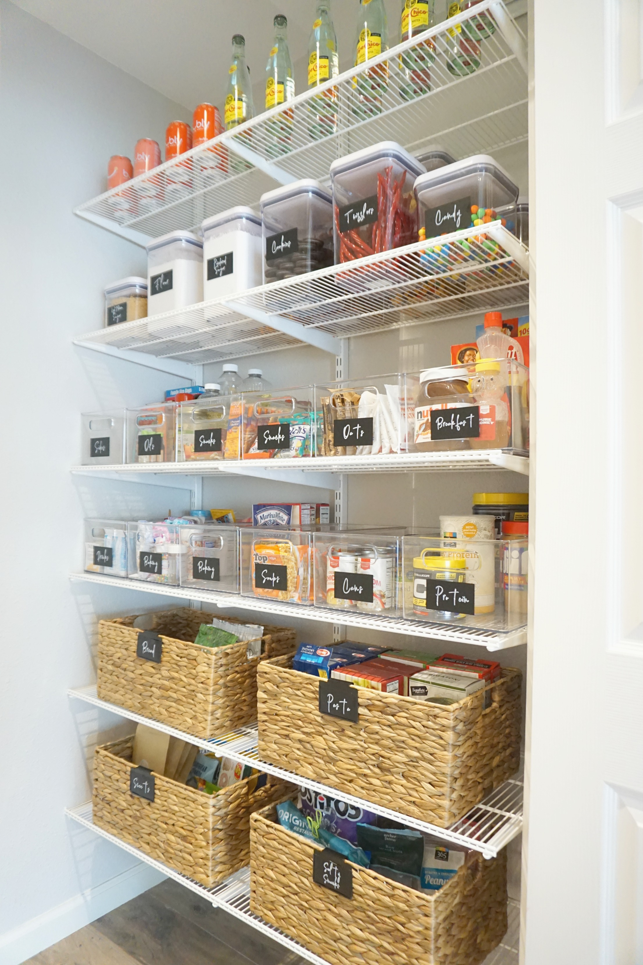 How To Organize Your Pantry Maximize Your Space Hey