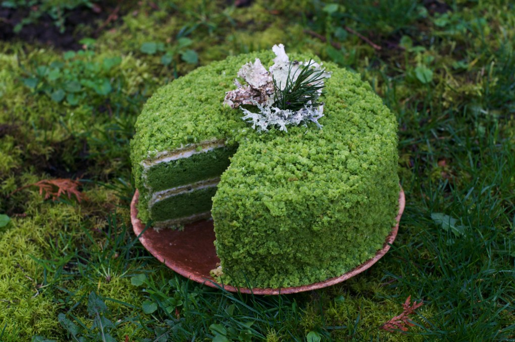 Nettle Cake by The Wordsmith