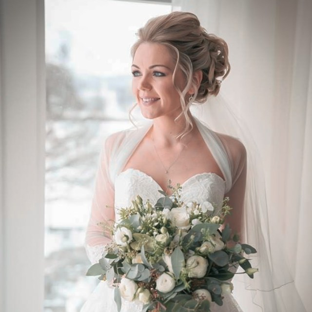 best bridal makeup in the lake district | cumbria, north west uk
