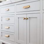 Brass Bronze Chrome And Stainless Everything You Need To Know About Cabinet Hardware Airy Kitchens
