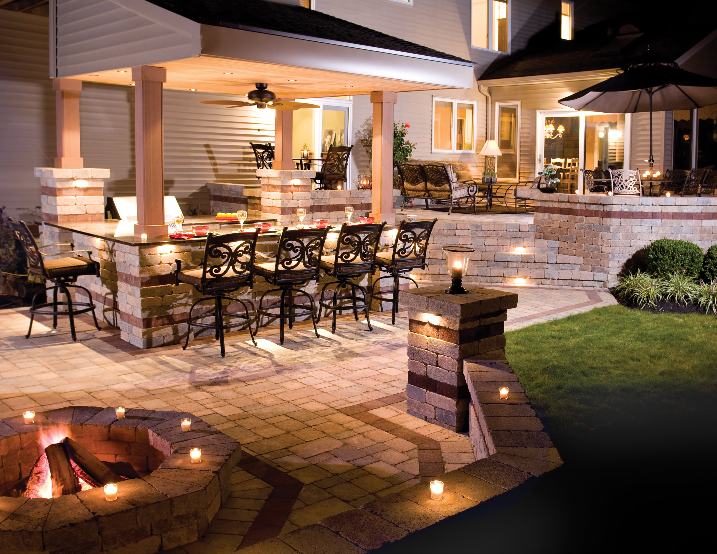 perfect outdoor lighting solutions for