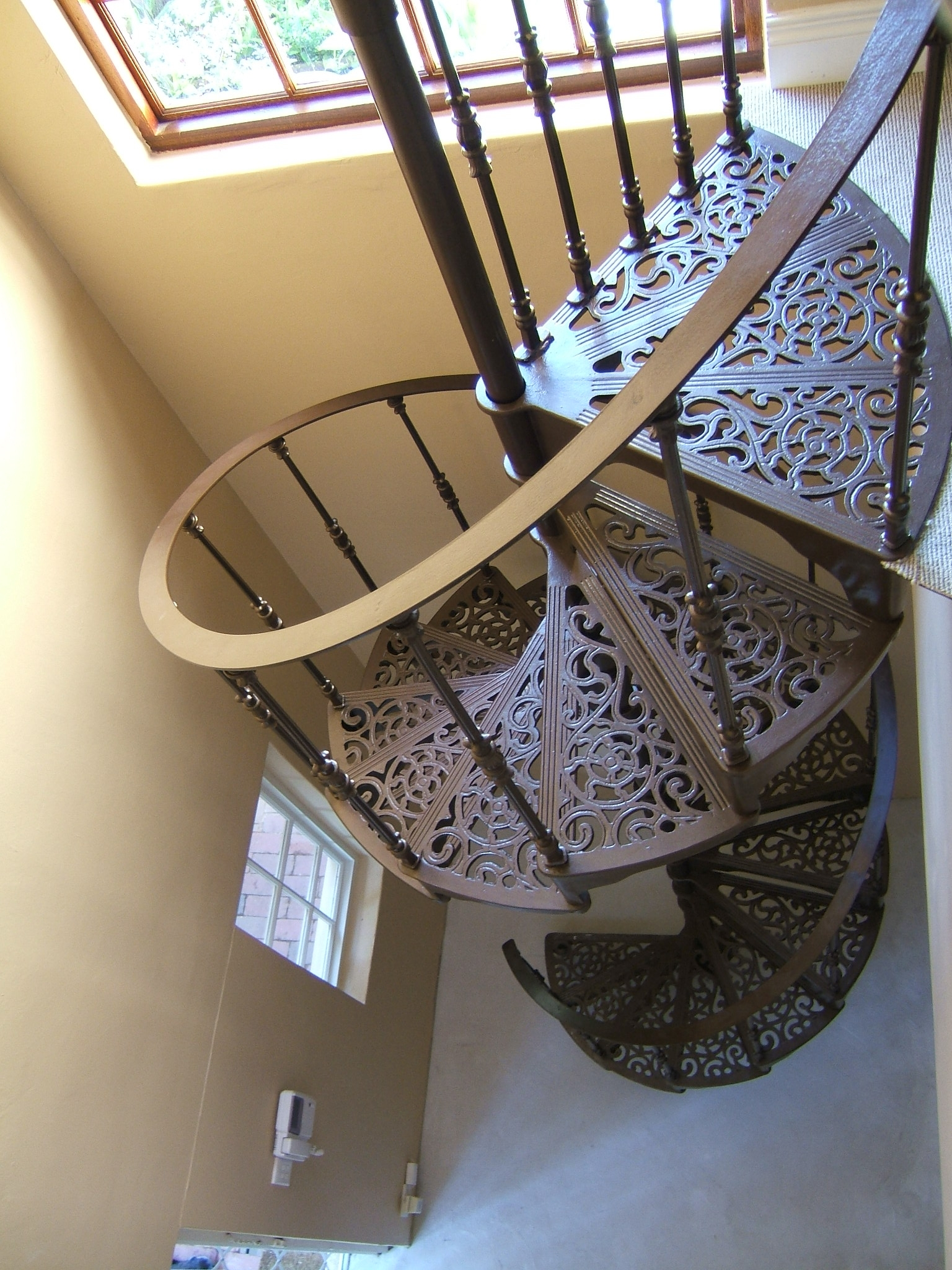 Spiral Staircases Heritage Castings   Metal Staircase For Sale   Prefab   Outdoor   Contemporary   Tangga   Steel Structure