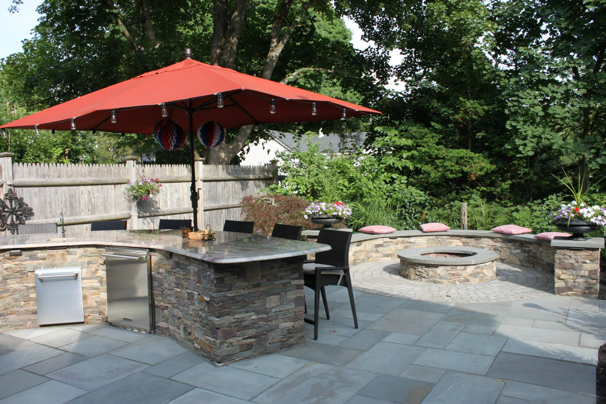give your hollis nh paver patio a