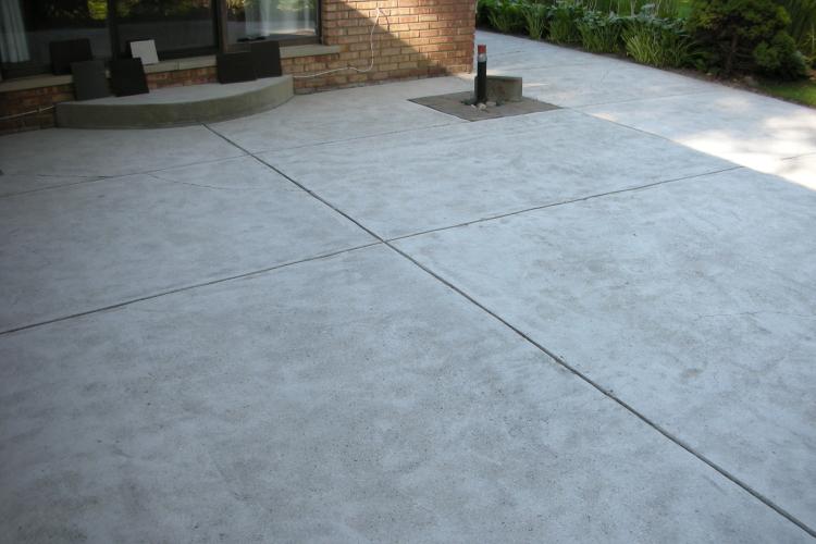 decorative concrete flooring photos