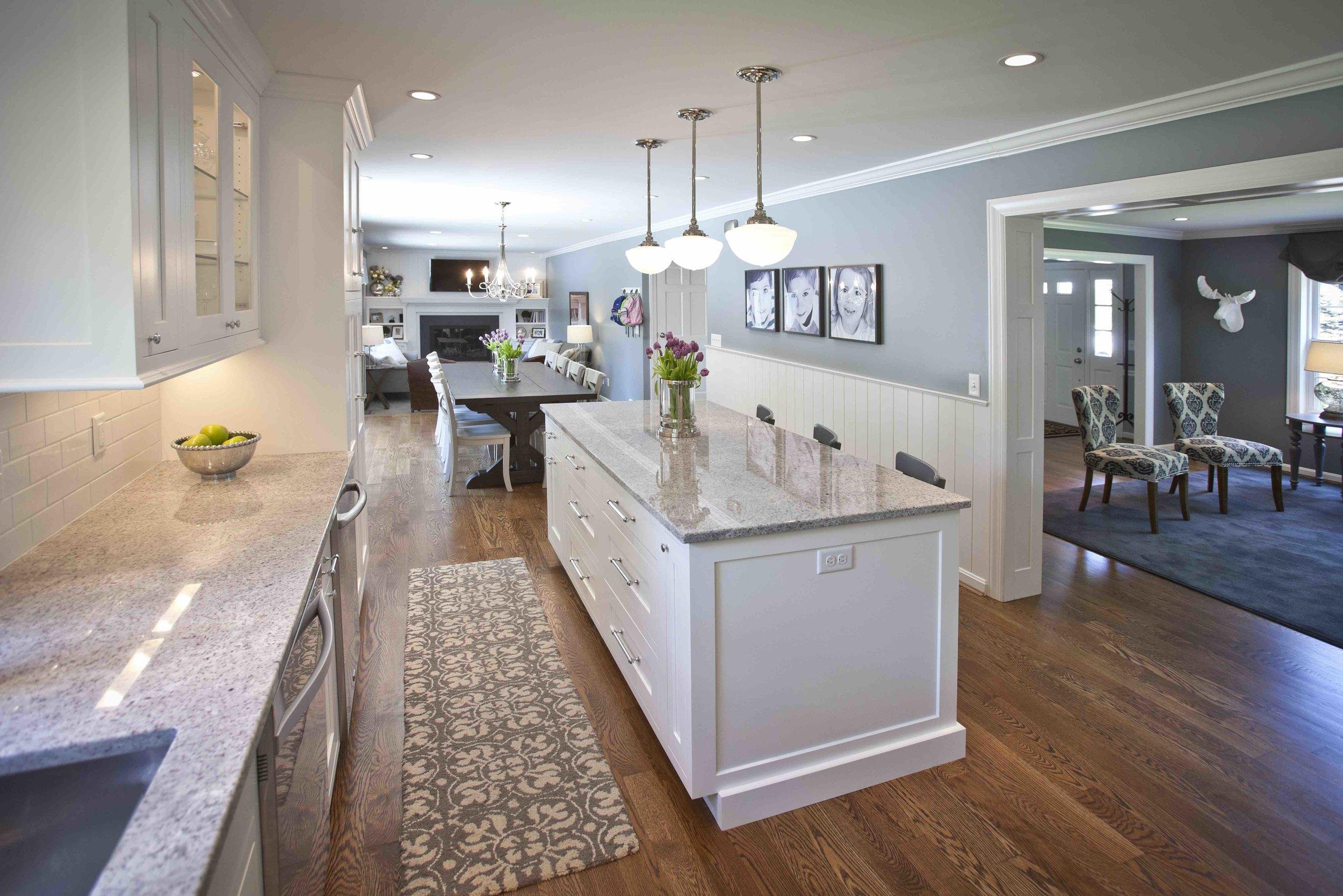 Kitchen Remodeling Kitchen Design Bauscher Construction