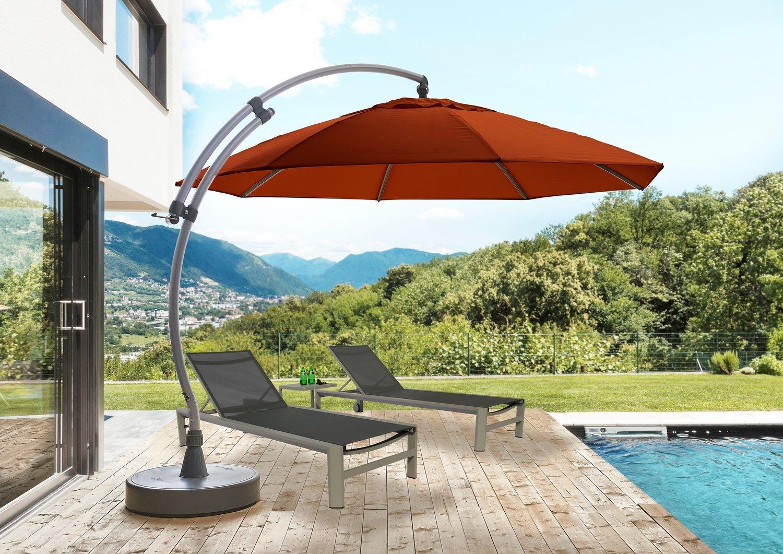 curve cantilever patio umbrella 13 sun garden usa sun garden usa cantilever umbrella