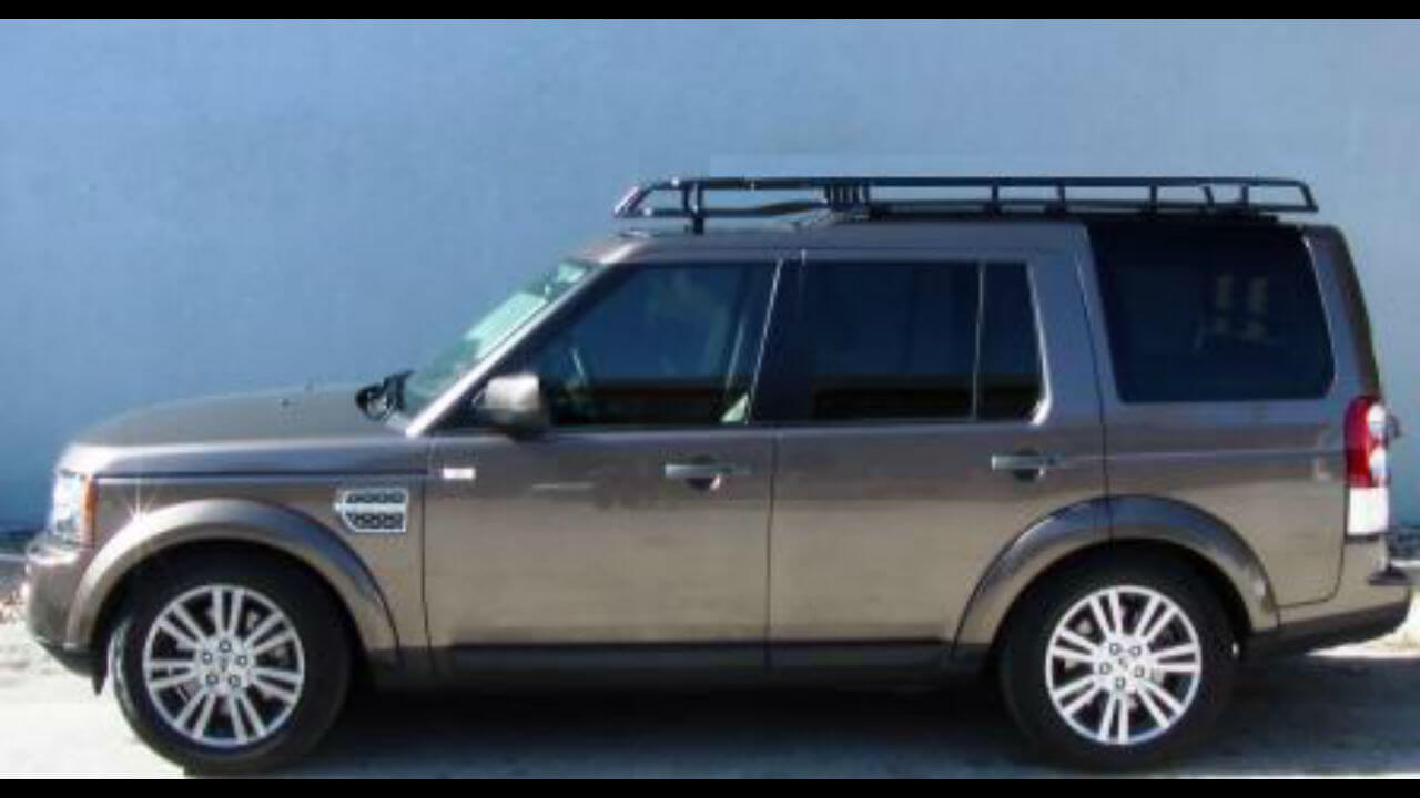 land rover lr4 low profile edition roof