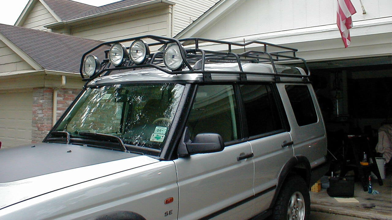 land rover discovery series 2 roof