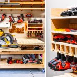 How To Build A Diy Drill Charging Station And 2x4 Workbench Base Crafted Workshop