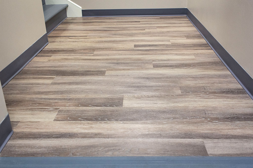 resilient vinyl d s flooring