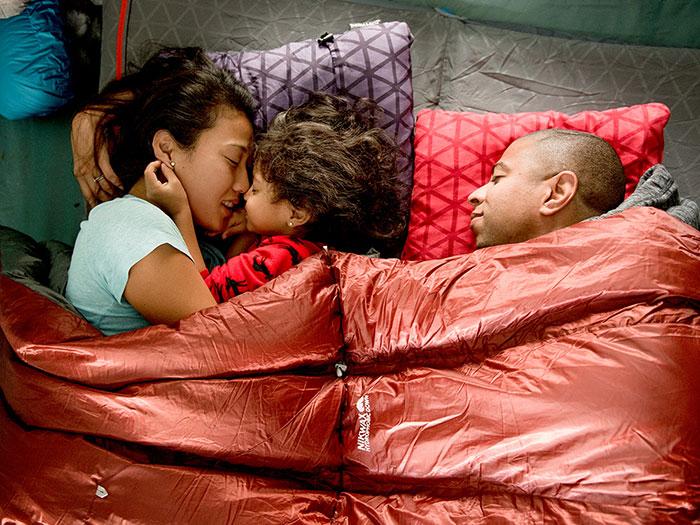 eco friendly sleeping bags