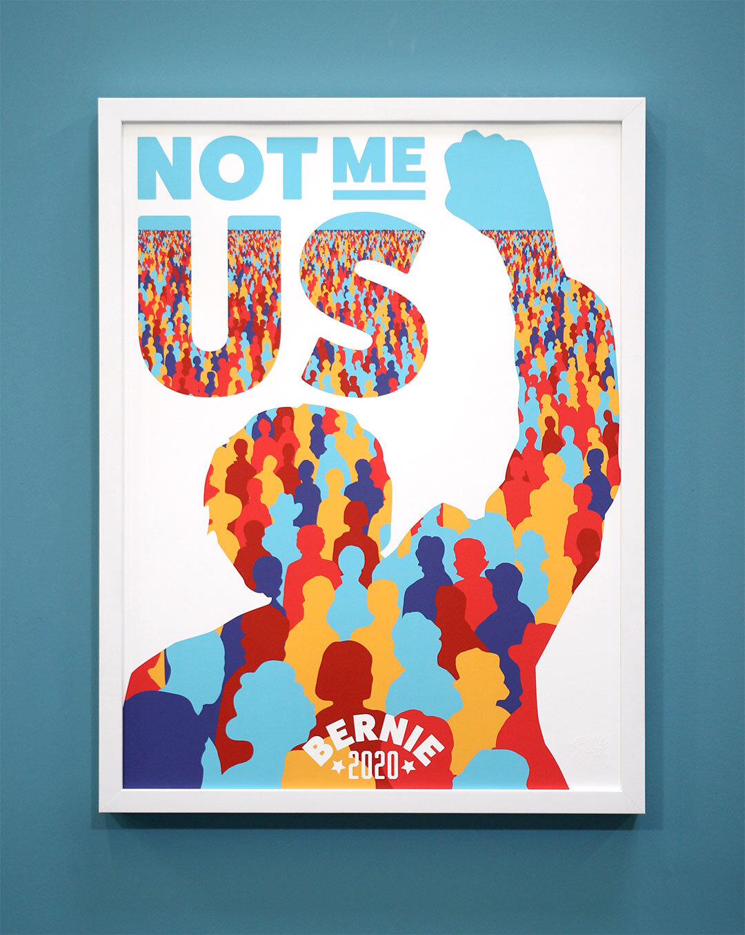 not me us poster aled lewis