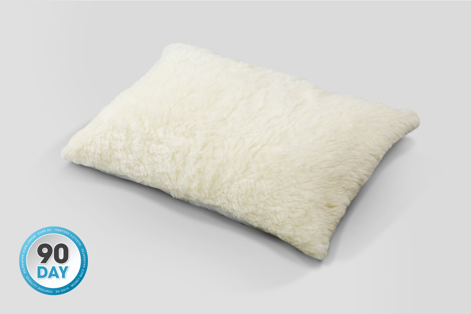 the natural group biomagnetic wool pillow covers