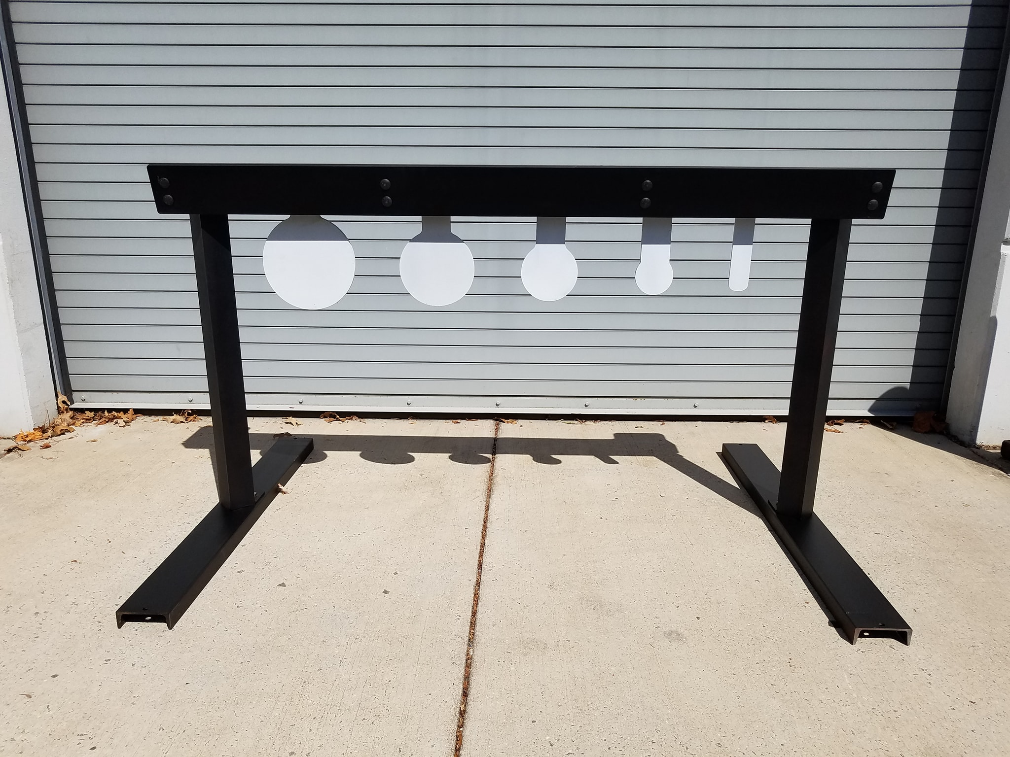 plate rack systems red stitch targets