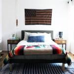 Diy Ikea Hack Upholstered Bed Lauren Koster Creative
