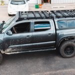 Tacoma Tundra Topper Roof Racks Sherpa Equipment Co Sherpa Equipment Company